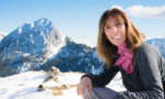 Frau in Winterlandschaft | © panthermedia.net /Robert Bauer-Faro