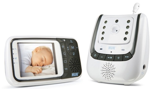 NUK 10256296-Babyphone Eco Control + Video
